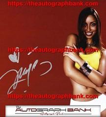 Mya Harrison authentic signed memorabilia | http://ift.tt/2kYhiwh