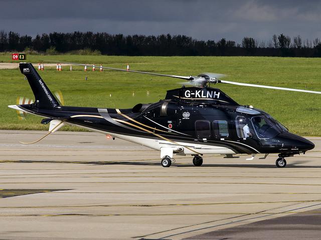 SaxonAir Helicopters | AgustaWestland AW109SP Grand New | G-KLNH