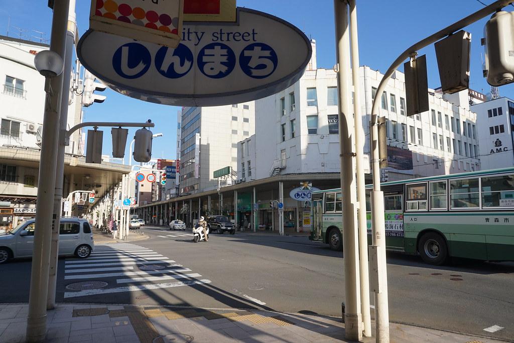 新町通り#4