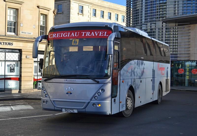 Creigiau Travel S12 CTL