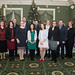 First Lady Frances Wolf Hosts Teacher of the Year Award Reception at the Governor's Residence