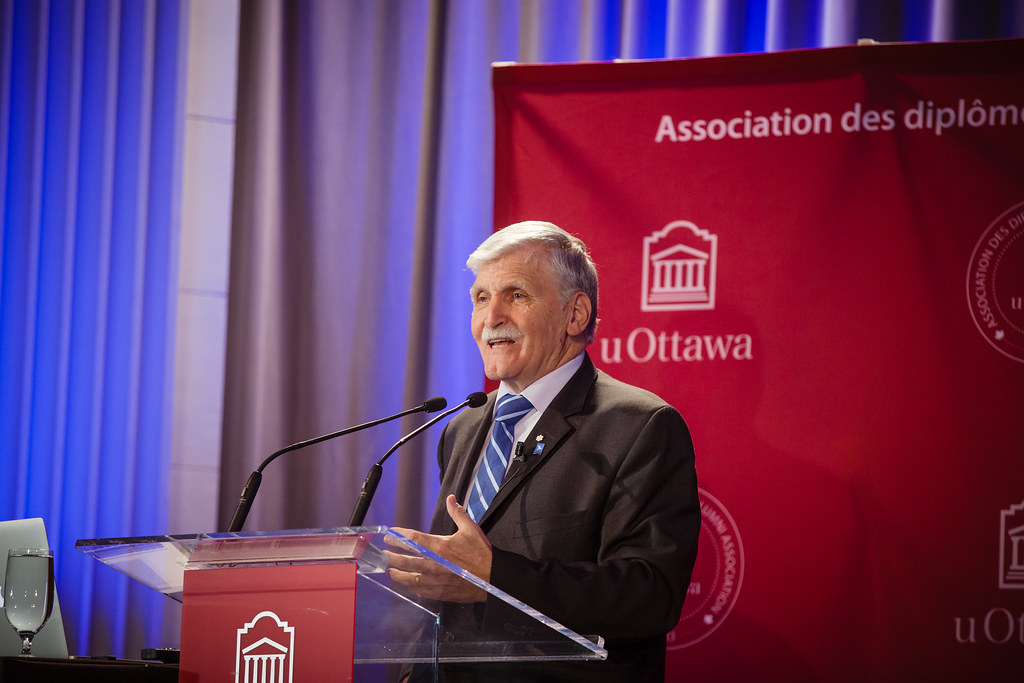 Romeo Dallaire, Force Commander for UNAMIR (Google Images, collaged by Steph L.)