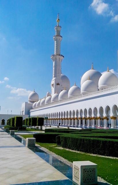 Sheikh Zayed Mosque (2)