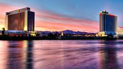Riverside Glow