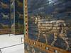 Babylónská Ištařina brána v Pergamonském muzeu, foto: Petr Nejedlý