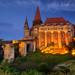Corvin Castle at Dusk by hapulcu