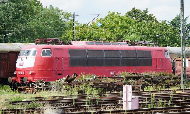 DB 103 101 - Bahnwelt (Railway Museum) Darmstadt-Kranichstein