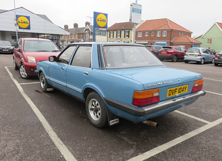 1982 Ford Cortina 1.6 Crusader | by Spottedlaurel