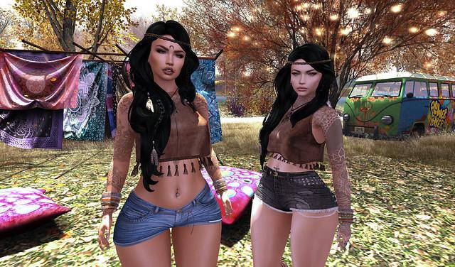 My bitchy twin xD