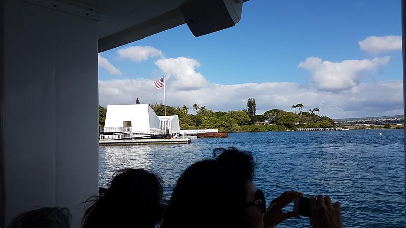 U.S.S. Arizona Memorial Pearl Harbour