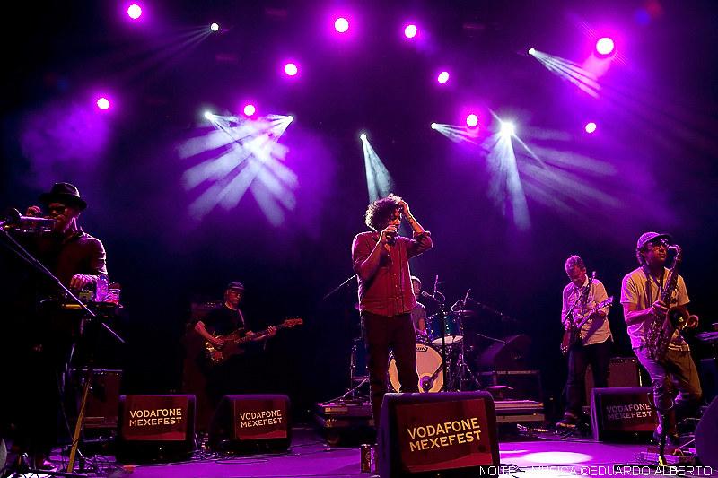 Destroyer - Vodafone Mexefest '17