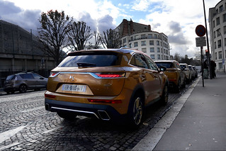 Essai DS 7 Crossback Opera | by dsgforever