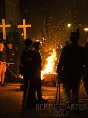 Lewes Bonfire 2017