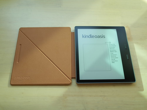 Kindle Oasis 2 | by bfishadow