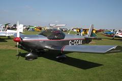 G-CCAK Zenair CH.601 [PFA 162-13469] Sywell 020917