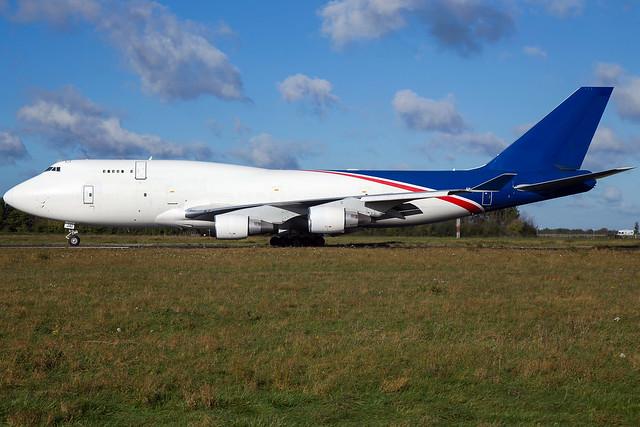 Aerotrans Cargo B747-412(BDSF) ER-JAI