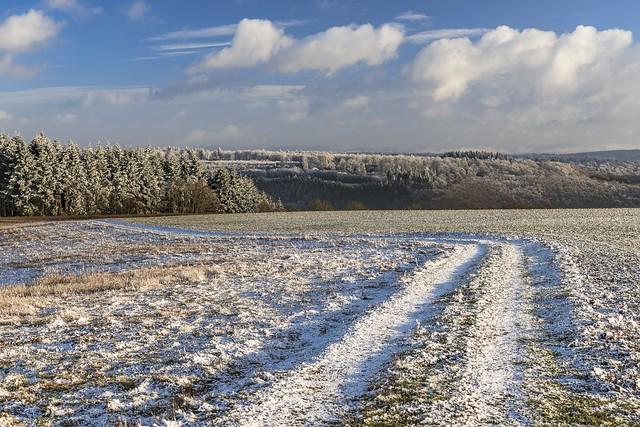 *Eifel - Winter II*