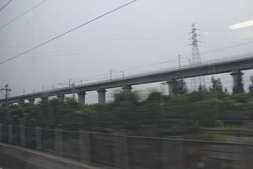 High speed railway Beijing-Tianjin   by Timon91