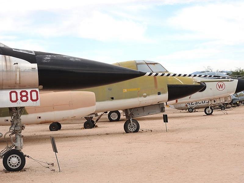 Convair B-58 BIS Hustler 4
