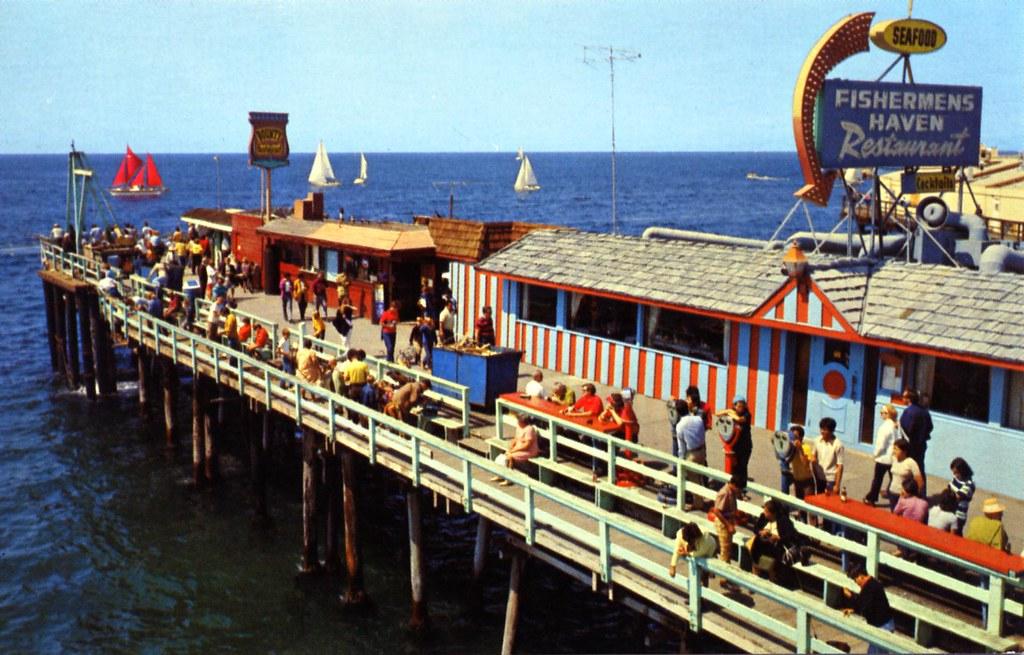 Monstad Pier Fisherman S Village Redondo Beach Ca Fisherme