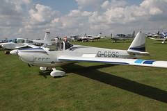 G-CDSC Scheibe SF-25C [44643] Sywell 020917