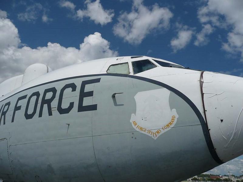 Boeing NKC-135A Airborne Laser Lab 4