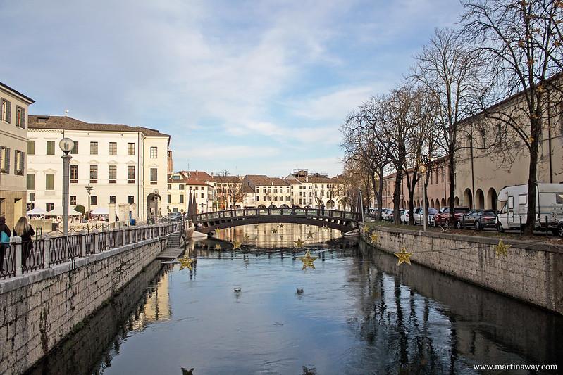 Il Ponte dell'Università, Fiumi Treviso