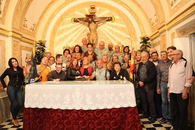 (2017-11-04) - Eucaristía Legionaria -  Javier romero Ripoll - (232)