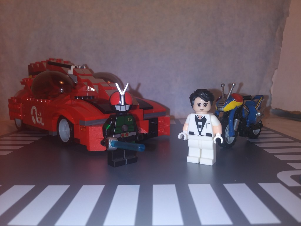 lego kamen rider black rx | my youtube www youtube com/chann