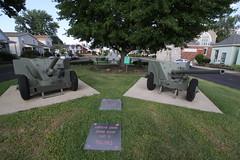 Veterans Memorial Plaza - New Albany, IN