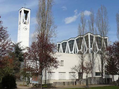 Eglise Saint-Leon, Colmar
