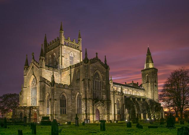 Dunfermline Abbey, Scotland.