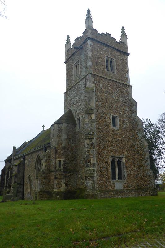 Great Wigborough Church