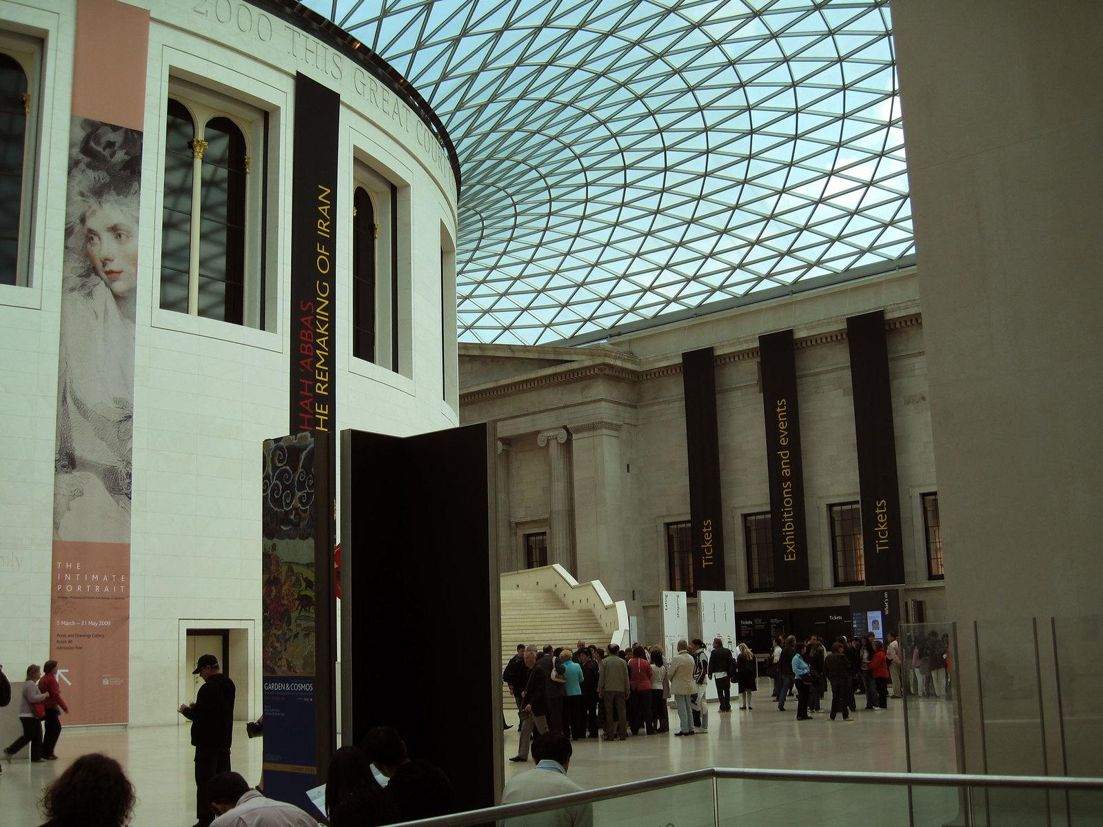 Museo Británico Londres, GB