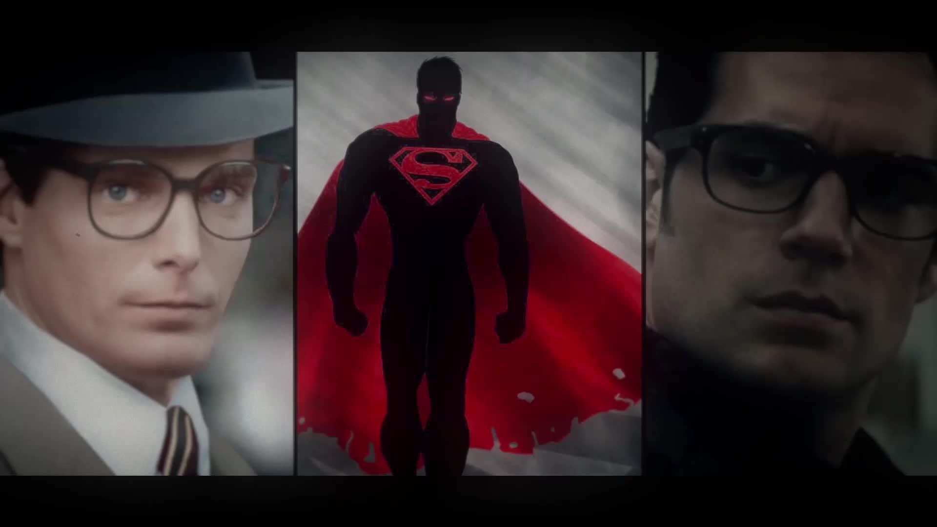 Creating Superman