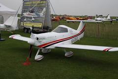 G-CJLU Skycraft SD-1 [240] Sywell 030917