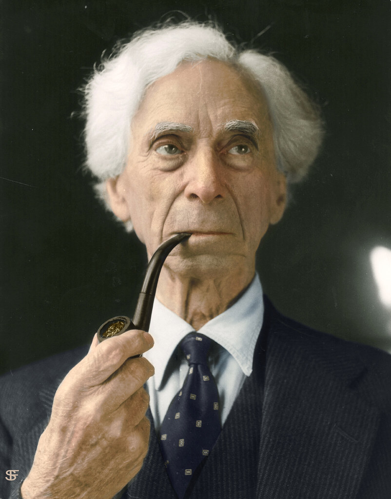 Bertrand Russell 1872 - 1970