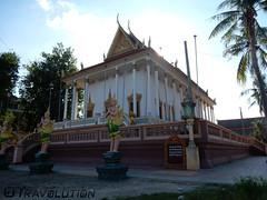 Wat Theary Tep Pagoda, Kampong Chhnang
