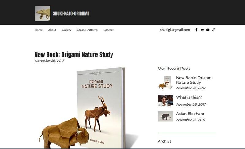 45 best Shuki Kato images on Pholder   Origami, Art and ...   487x800