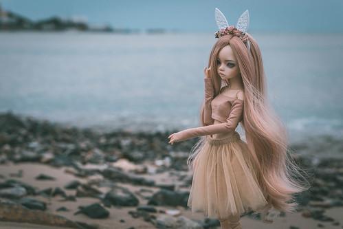 Dakota and the sea | by Ilweranta