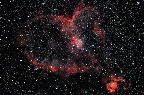 Heart Nebula | by UKJay1971