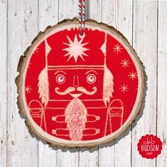 Nutcracker Christmas decorations