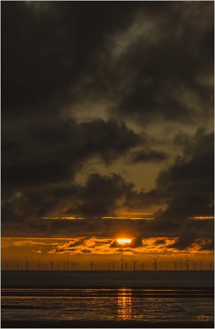 Prestatyn sunset #5
