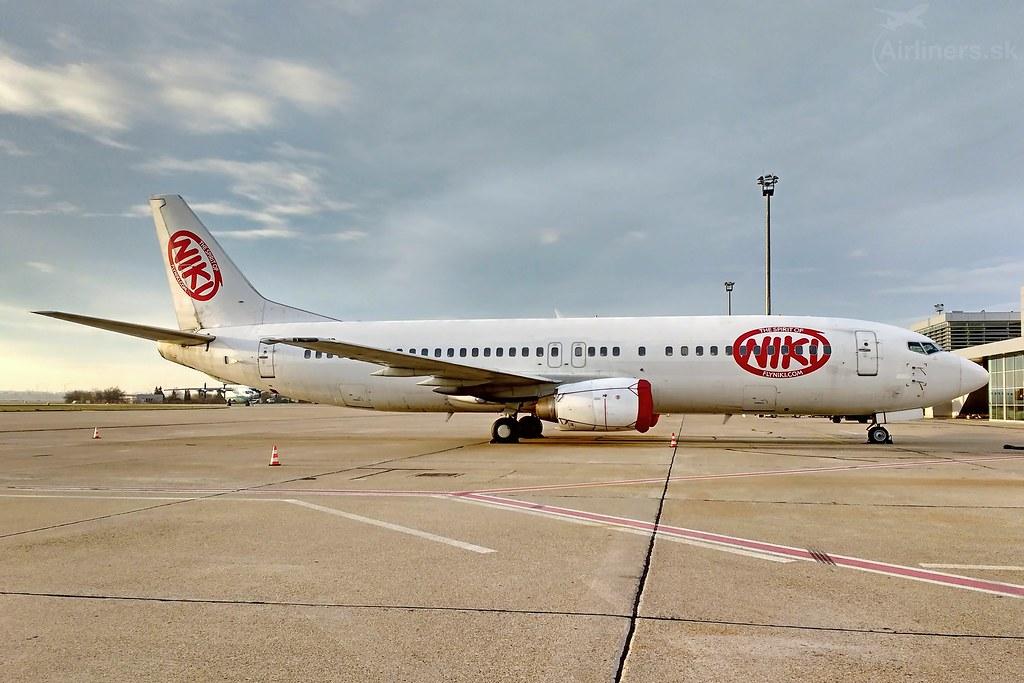 OM-GTD Go2Sky Boeing 737-46J
