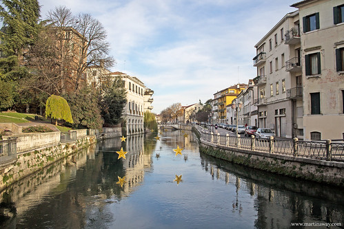 Riviera Santa Margherita, Fiumi Treviso