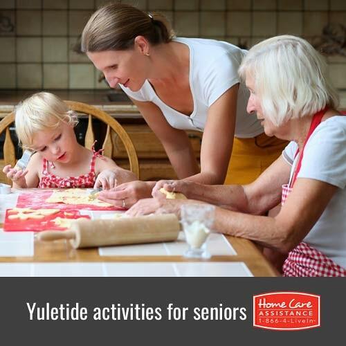 Festive Christmas Activities for the Elderly