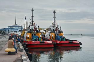 Batumi Port, Georgia | by -Marlon-