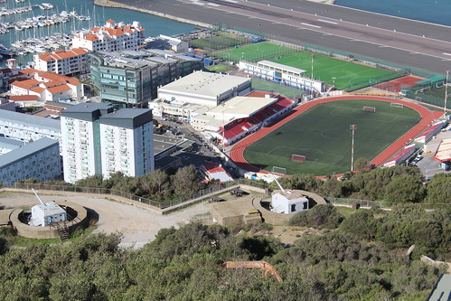 Princess Anne's Battery & Victoria Stadium - Gibraltar, Monday 4th December 2017   by CDay86