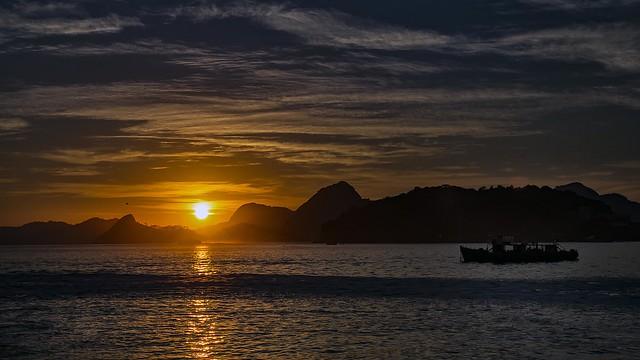 Flamengo's Sunrise