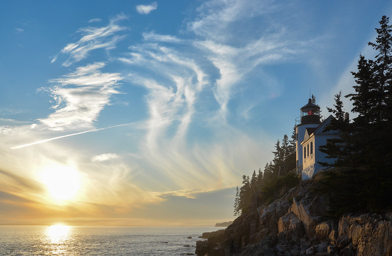 Bass Harbor Headlight